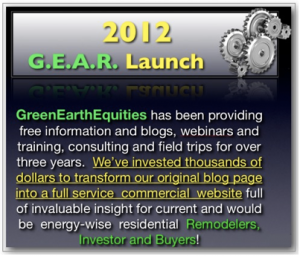 New Site For Green Earth Equities